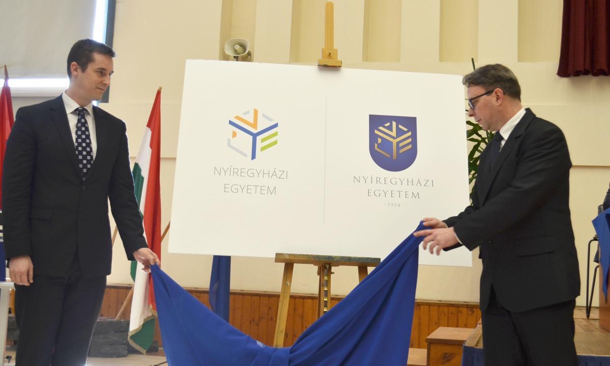 J arculatot kapott a ny regyh zi egyetem ny regyh zi egyetem - Dr picture essing onder helling ...