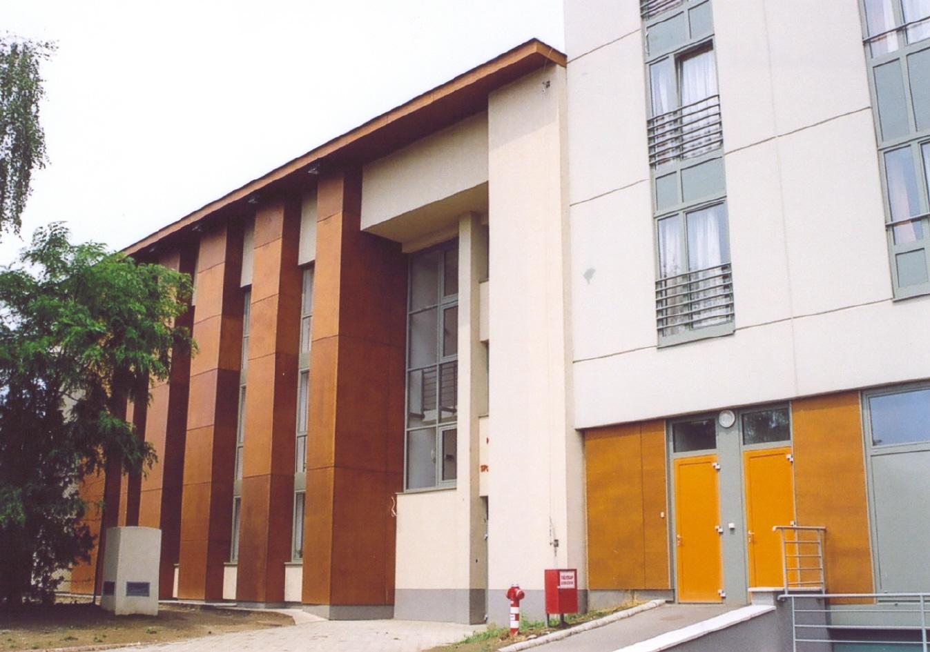 A Testnevelési Intézet épülete